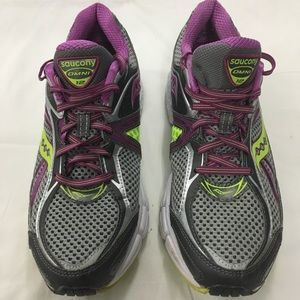Saucony Womens Sz 11 Omni 12 Running Shoes